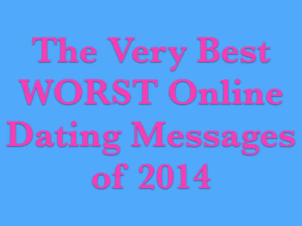 Worst online dating messages in Sydney