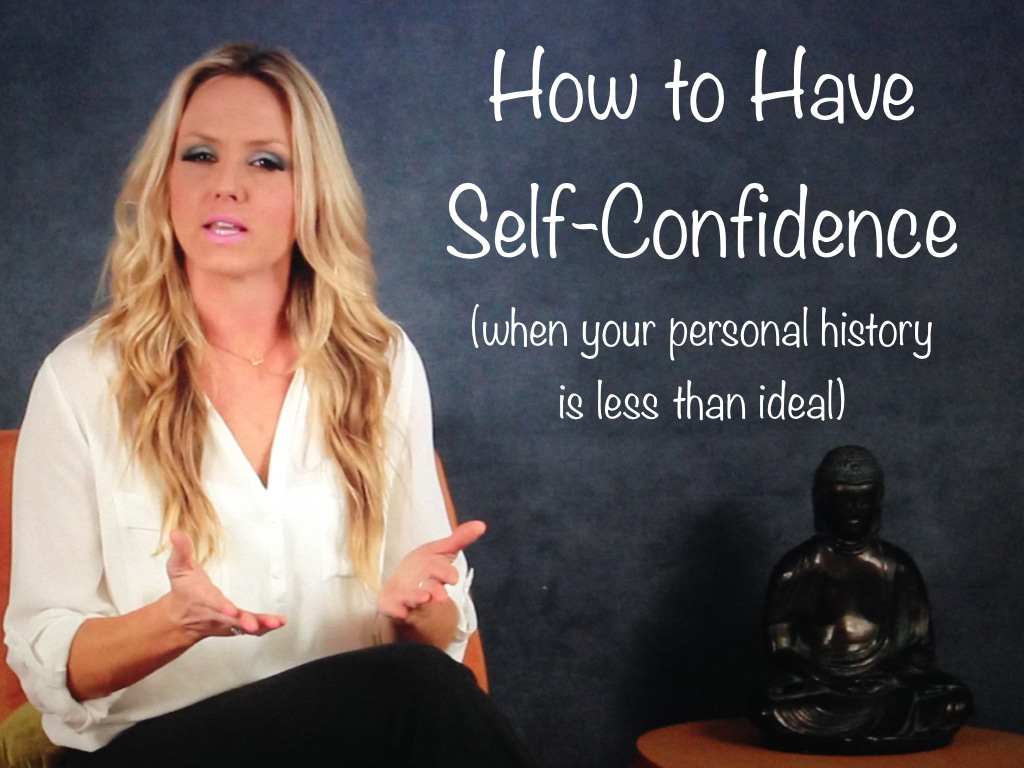 how to have self confidence while dating