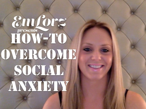 overcoming social anxiety dating