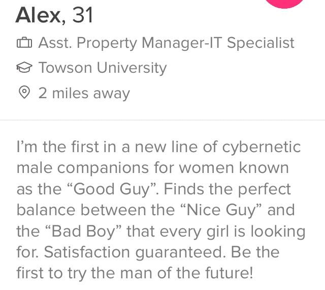 Copy bios to funny tinder 100 Best