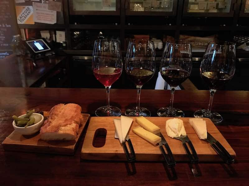 wine and cheese date idea san francisco
