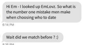 Cute opening lines for online hookup