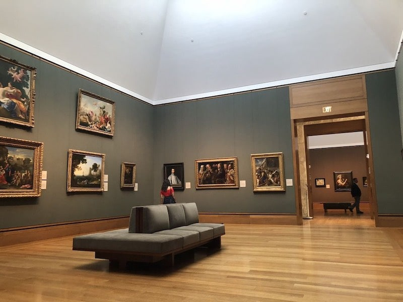 los angeles museum date ideas