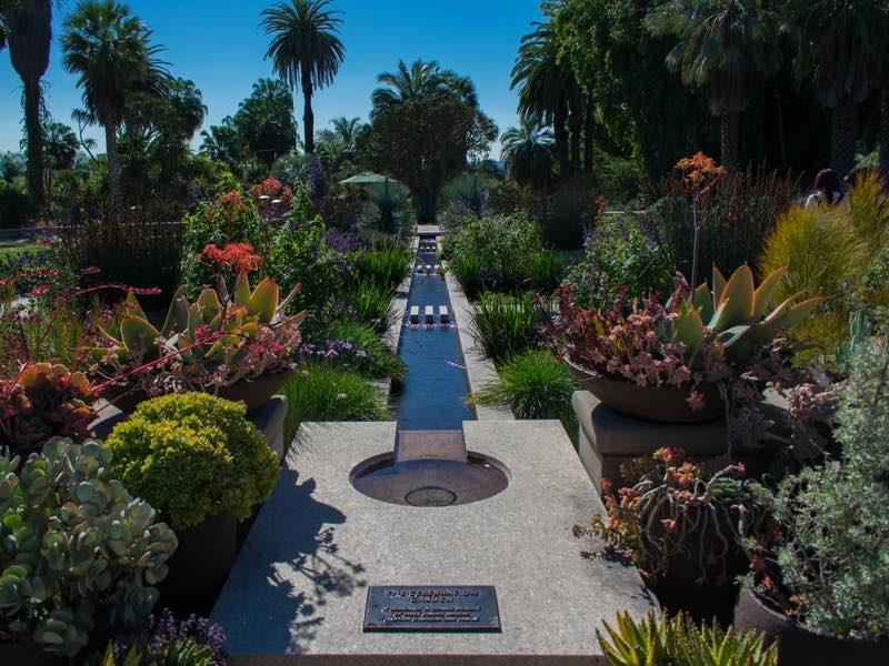 botanical gardens huntington