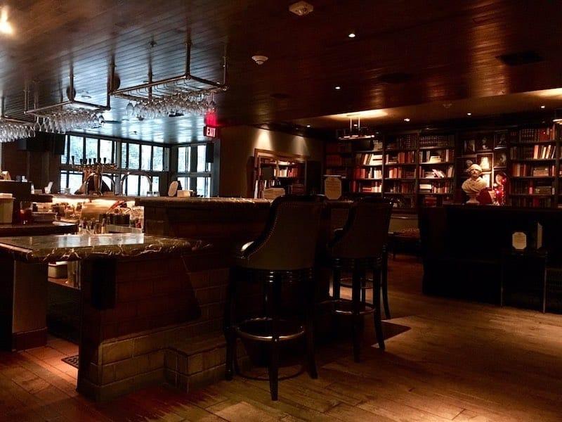 la library bar