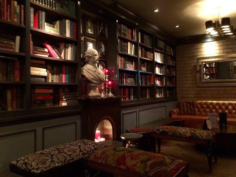 library bar los angeles