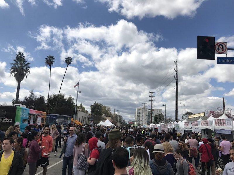 la street fairs for dates