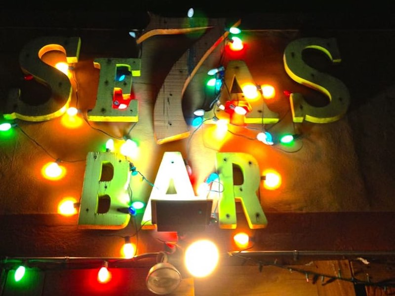 Seven Seas Bar Miami