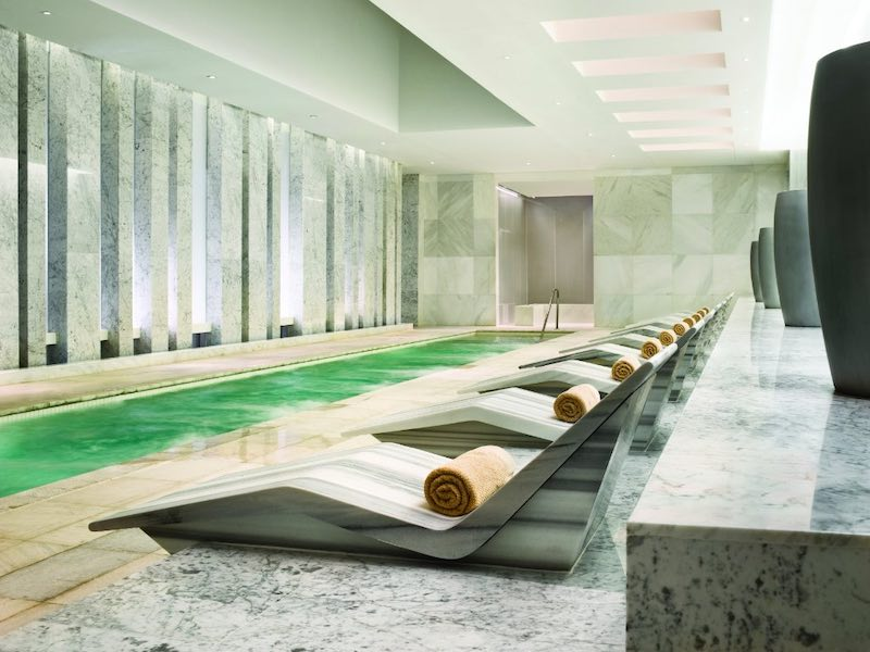 Lapis Spa at Fontaine Bleau Miami