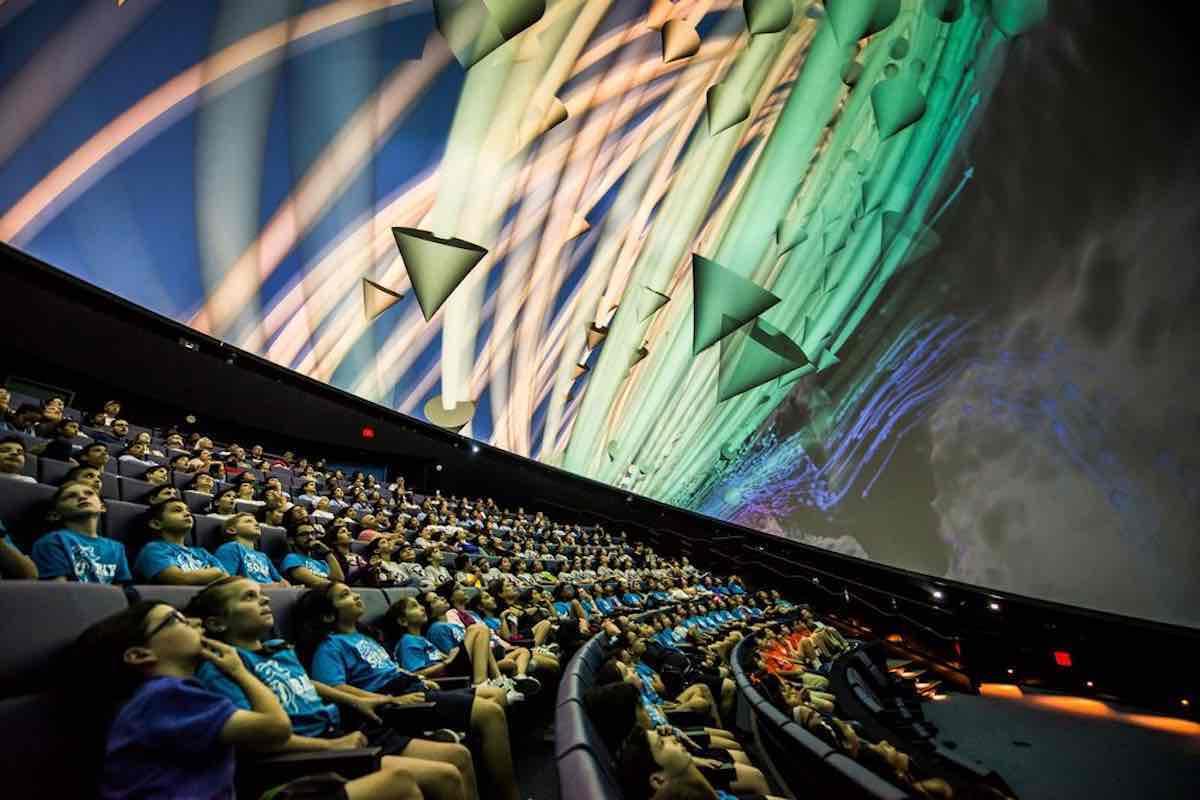 Miami Date Ideas: Planetarium