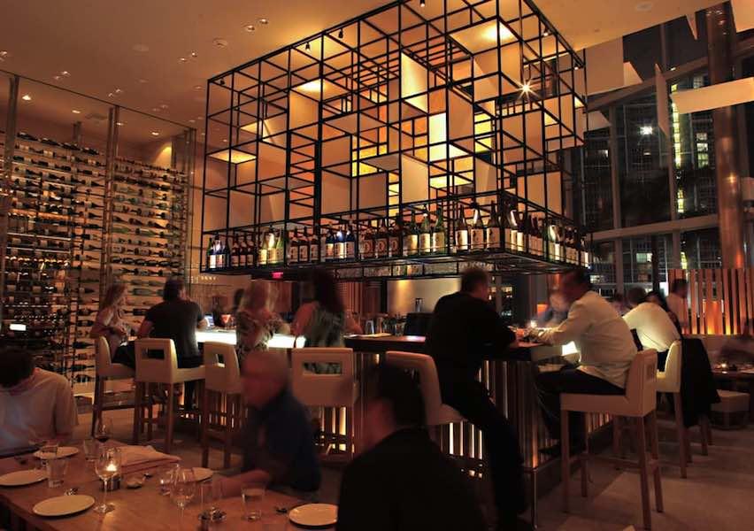 Zuma Restaurant Miami