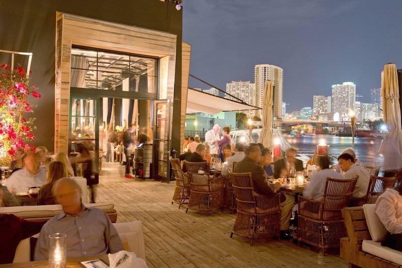 Miami Date Spots: Seaspice