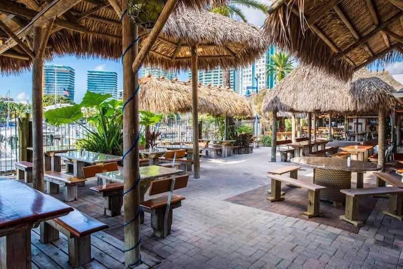 Monty's Coconut Grove: Best Date Spots Miami