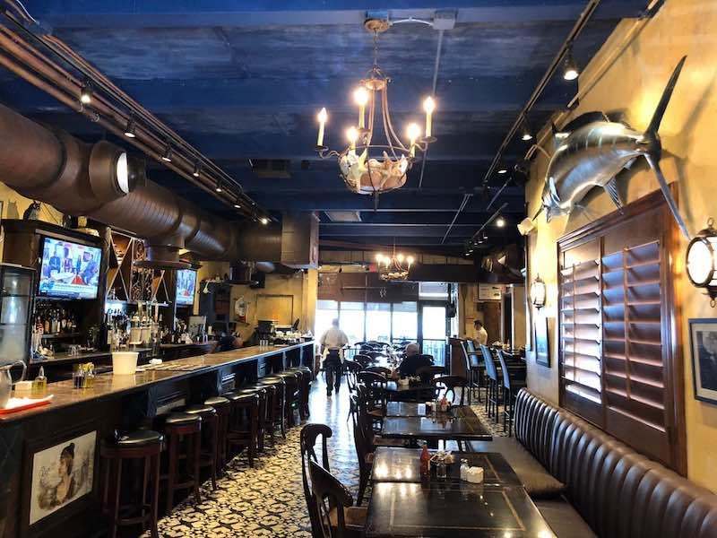 Miami Date Spots: Garcia's Restaurant