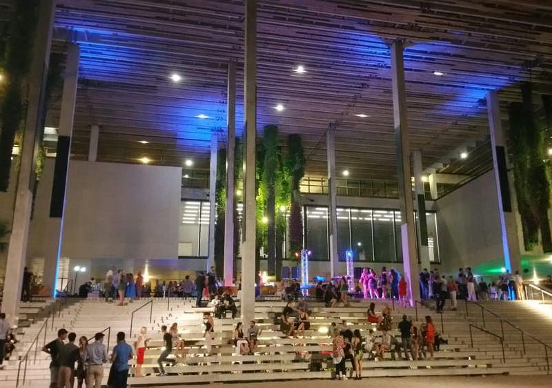 Second Date Spot Miami: Perez Art Museum