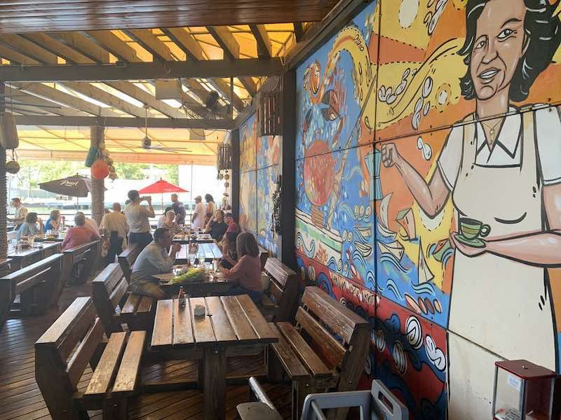 Miami Third Date Ideas: Garcia's