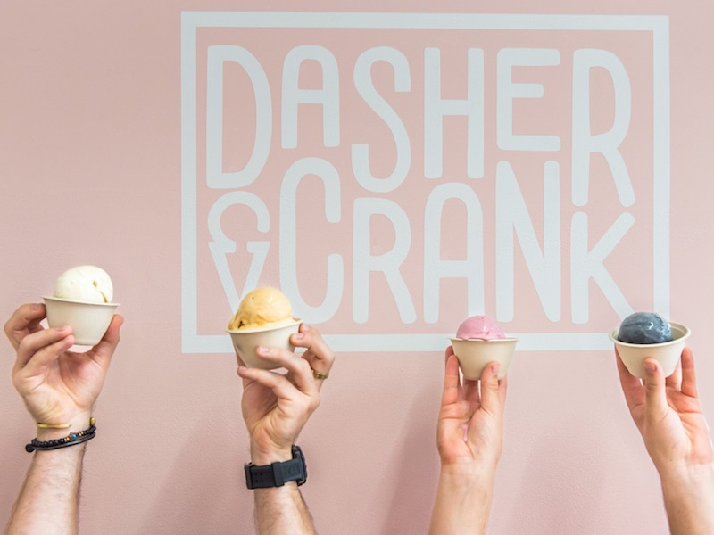 Dasher & Crank Miami First Date Spot