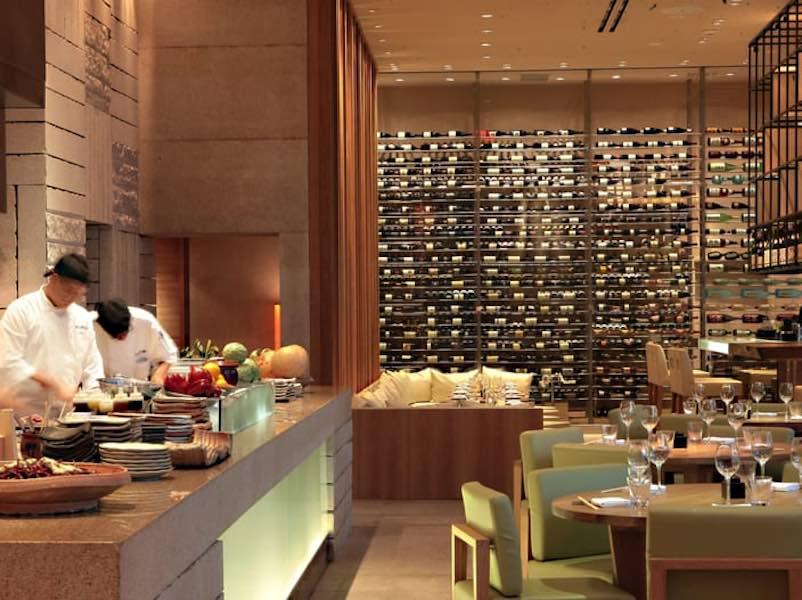 Zuma Restaurant Miami - 3rd Date Spot