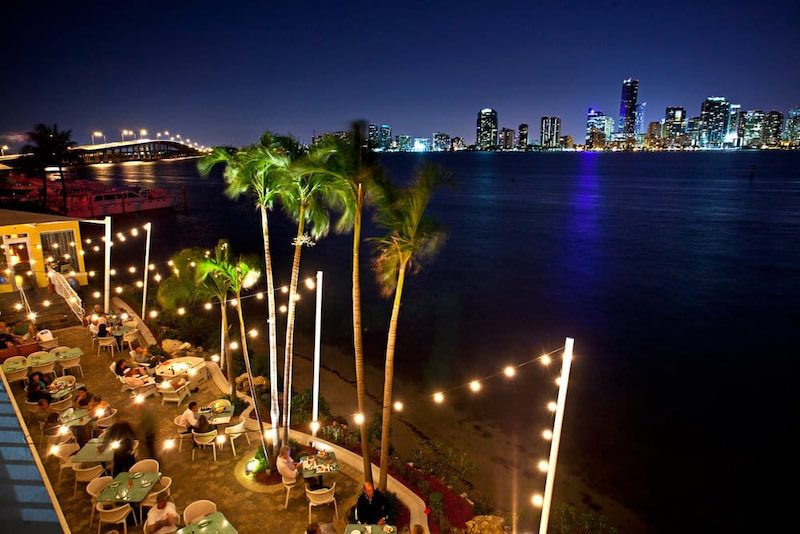 Miami 3rd Date Ideas: The Rusty Pelican