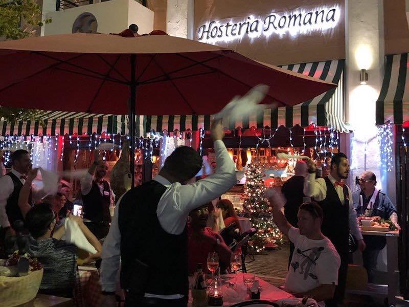 Hosteria Romana - 3rd Date Miami