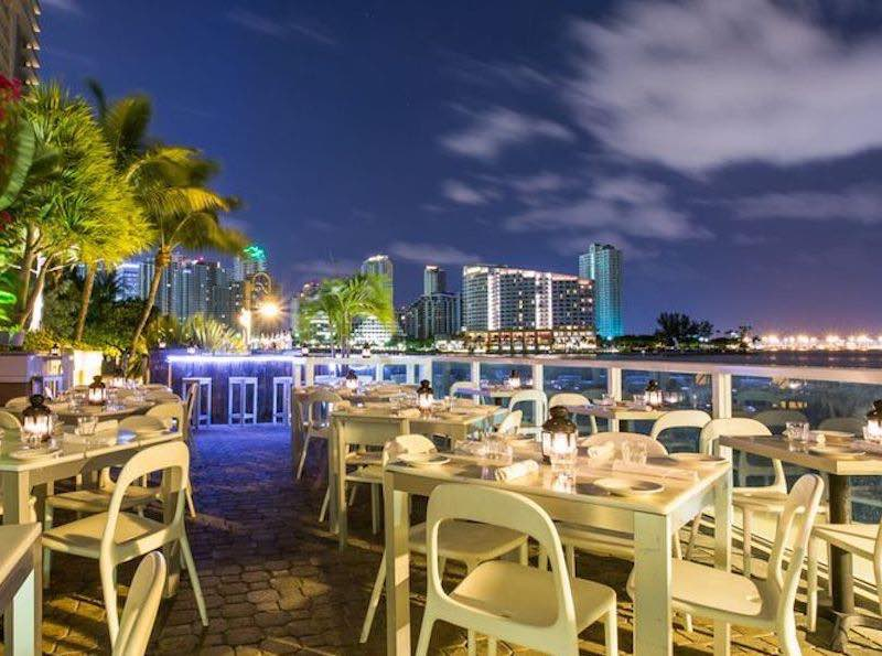 Date Spots Miami: Crazy About You