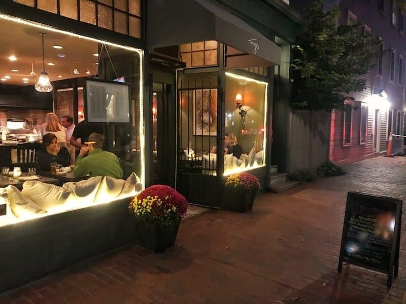 Boston Date Idea: Figs by Todd English