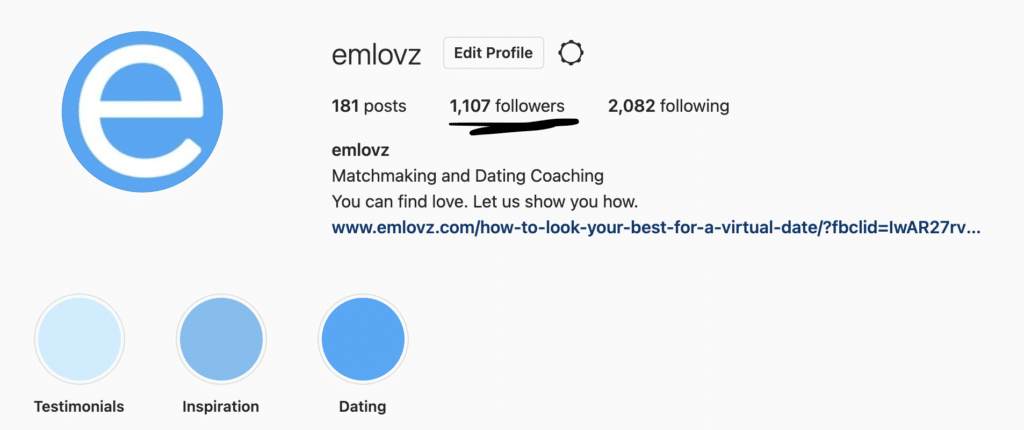 how to use Instagram for Dating