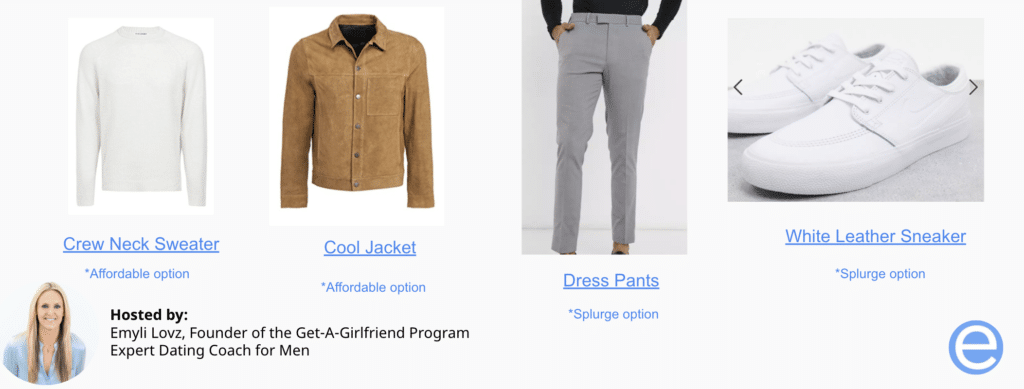 third date outfit ideas